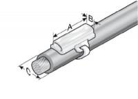 KMH 9/35 LUVA P/GABINETE MP86221016